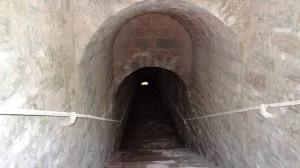 Tunnel des cent marches