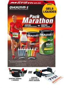 Pack Marathon Overstim's