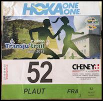 Transju'Trail 2015