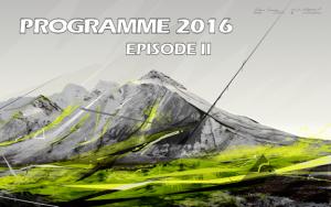 2016 – LE DOUBLE DÉFI – EP. II