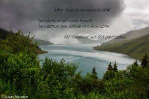 Ultra (dur) Tour du Beaufortain