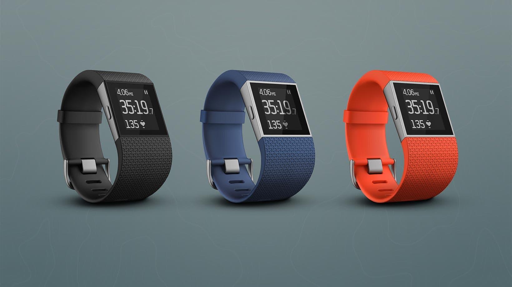 Fitbit Surge : étonnante !