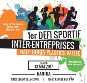 1er Défi Inter-Entreprises AEPV
