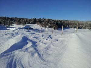 Ski de Fond Lajoux
