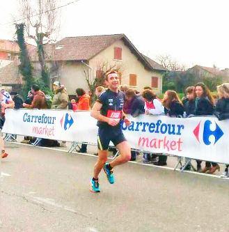 Semi-Marathon de Bourg 2016 : Record battu !