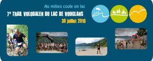 Trail du Lac de Vouglans 2016