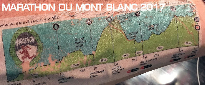 Marathon du Mont Blanc 2017 : Et de 3 !